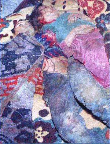 Faşist Pkk'nın Hamzalı'da katlettiği çocuklardan bazıları