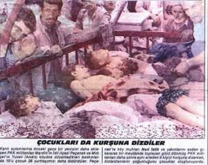 Yuvalı (Anıklı) köyü katliamı